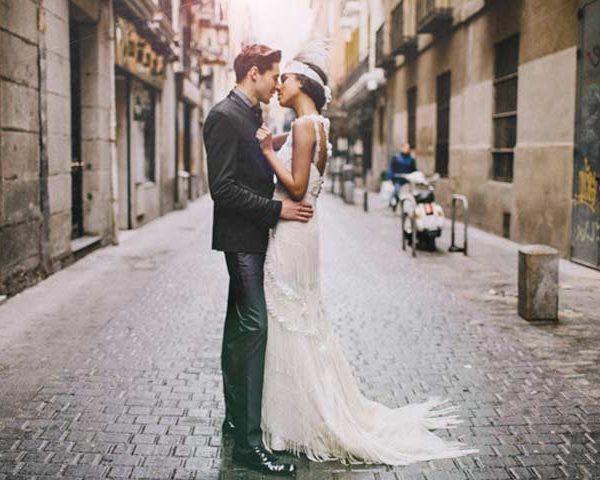 Elige el look de tu vídeo de boda