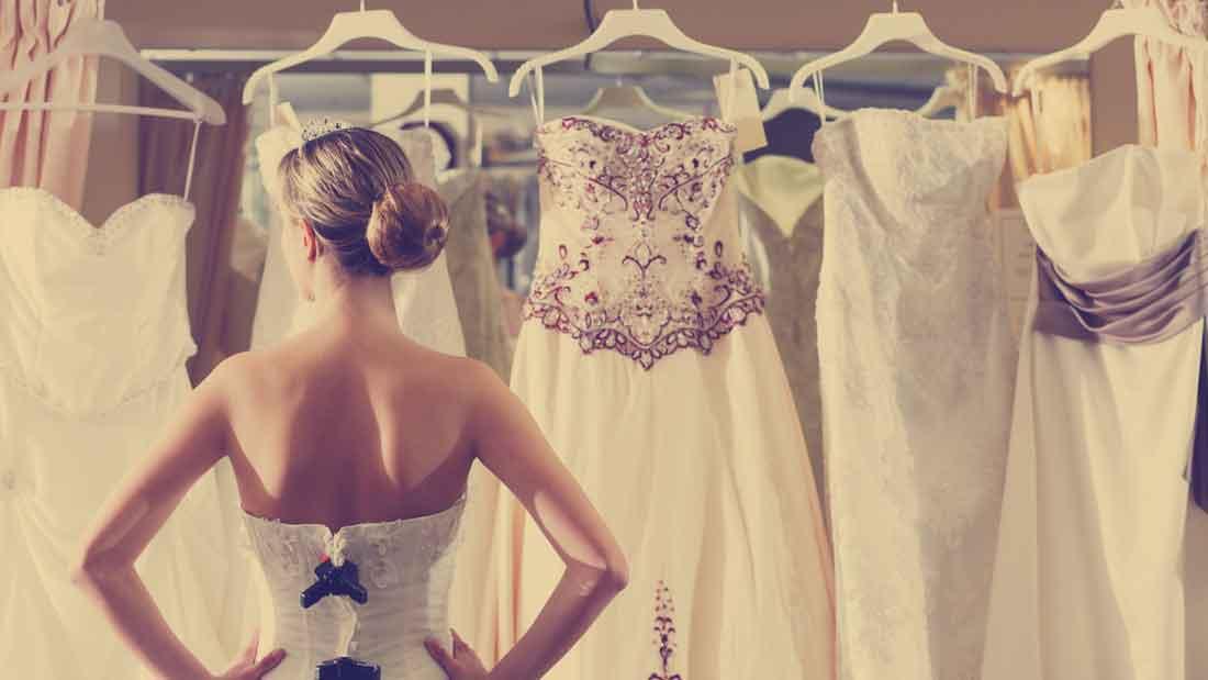 El vestido de novia perfecto en 7 tips
