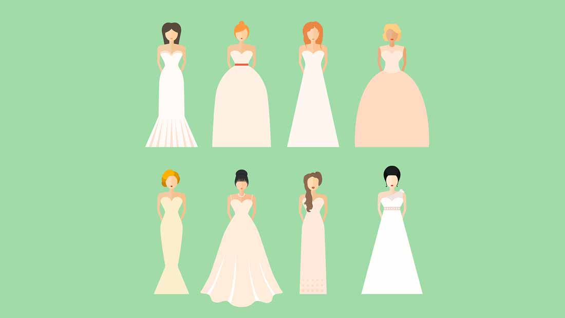 Elegir el vestido de novia perfecto