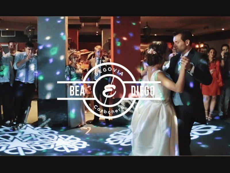 Videos de boda en Segovia - La boda de B&D