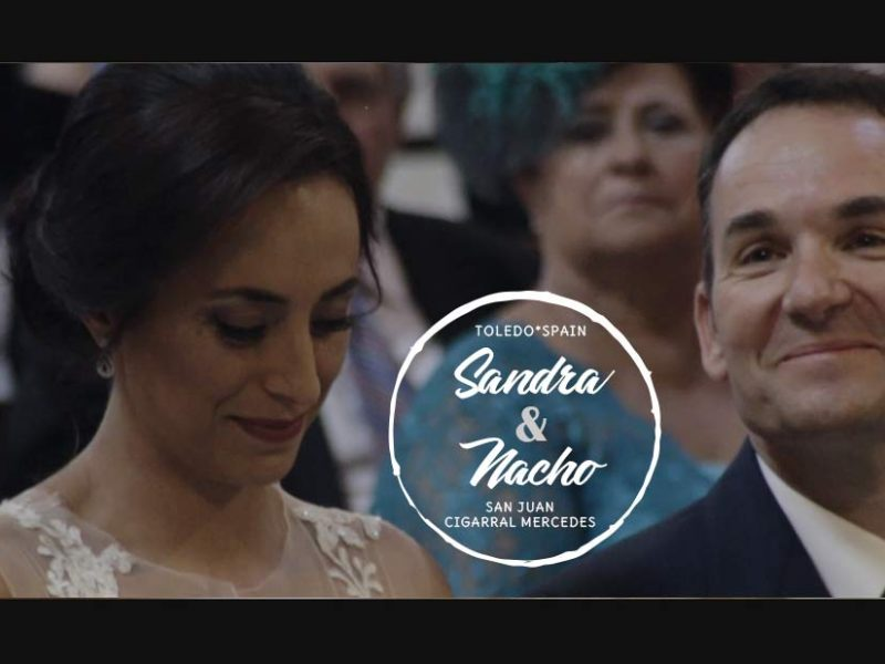 Videos de boda en Toledo Madrid . S&I