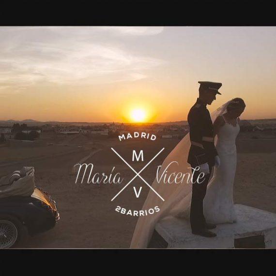 Videos de bodas en Madrid y Toledo