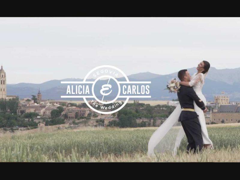 Videos de boda en Segovia por Luis Moraleda Videography - Wedding Films. Videógrafo de bodas en Segovia