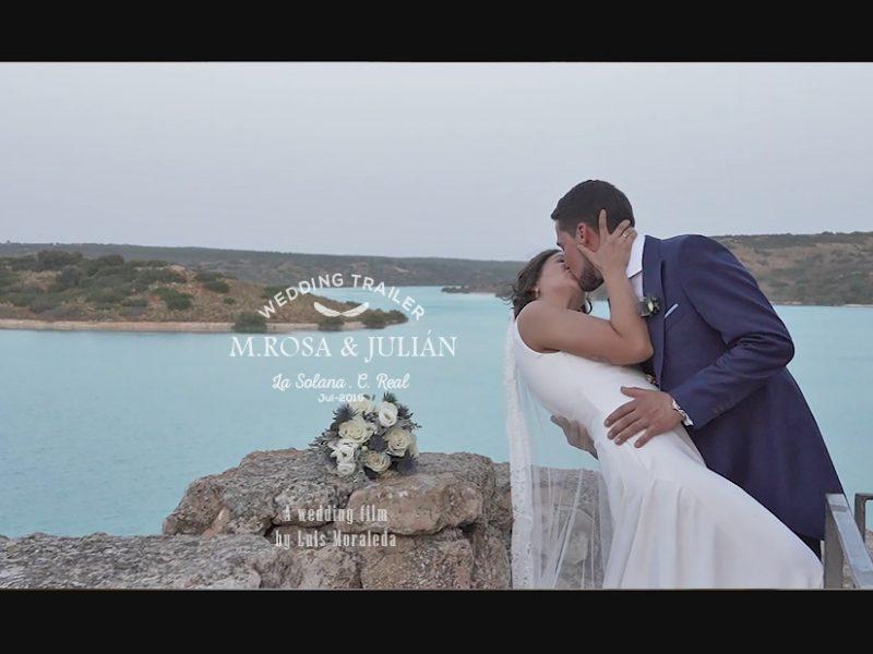 Trailer del vídeo de bodas en La Solana de RyJ