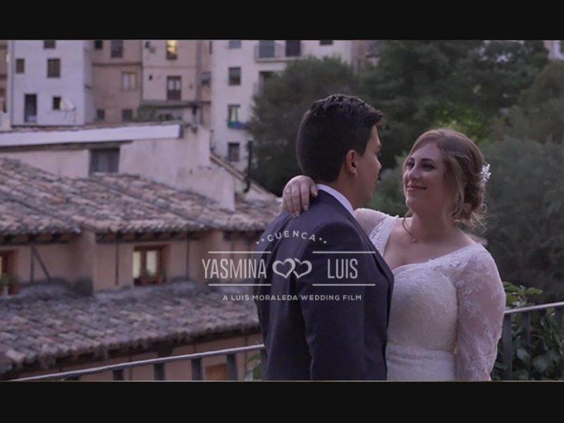 Trailer o version corta del vídeo de la boda de Y&L en el Parador de Cuenca